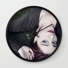 Ivy Cosplay Print Wall Clock