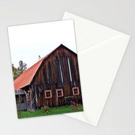 Orange Barn Stationery Cards