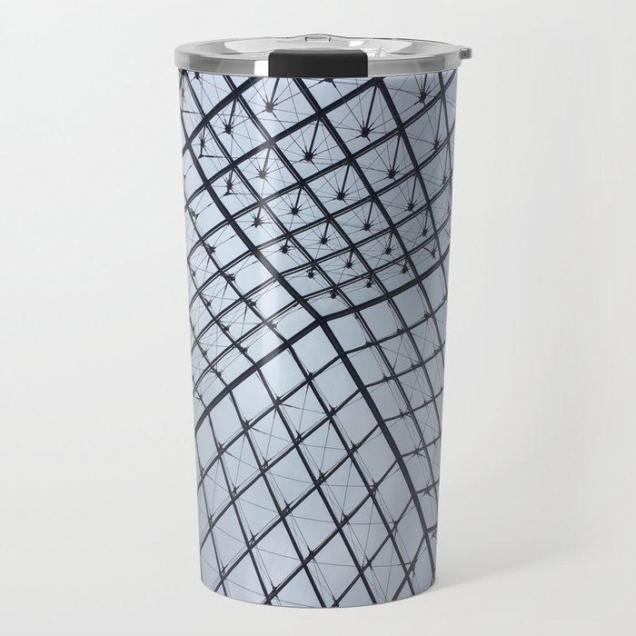 All the Louvre-ly Diamonds Travel Mug