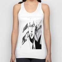 kpop Tank Tops featuring Assassin Tao by Ahri Tao