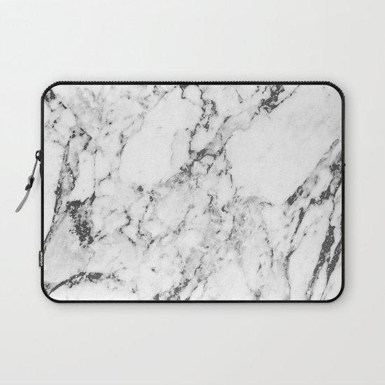 Marble Laptop Sleeve By Matiasmilton Society6