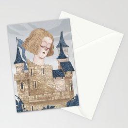 Joan of Arc - Captivity Stationery Cards
