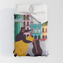 Havana ft. Salsa Dancers Comforters