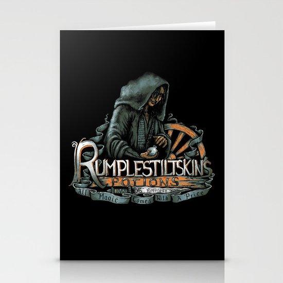 Rumplestiltskin Stationery Cards