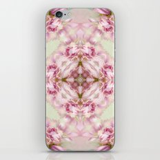 bouquet tulips in blue vase  (pattern/pillow) iPhone & iPod Skin