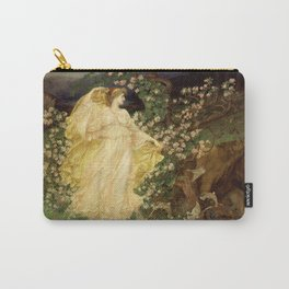 """Sir William Blake Richmond """"Venus and Anchises"""" Carry-All Pouch"""