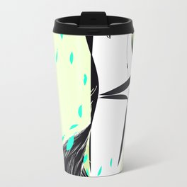 Flyin fox - Emilie R. Metal Travel Mug