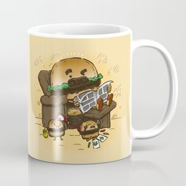 The Dad Burger Coffee Mug