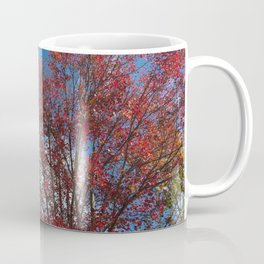 Menominee Red Coffee Mug