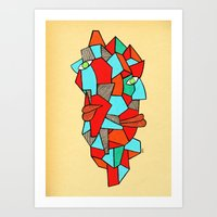 - chain - Art Print