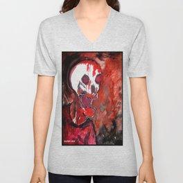 Bloody Zombie Unisex V-Neck