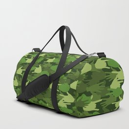 Handy Camo GREEN Duffle Bag
