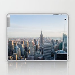 Towers - City Urban Landscape Photography Laptop & iPad Skin