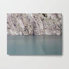 Snowmass Lake Metal Print