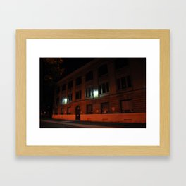 Precision Framed Art Print