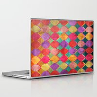 poem Laptop & iPad Skins featuring Full Colour Poem by micklyn