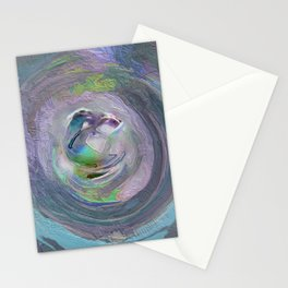Abstract Mandala 343 Stationery Cards