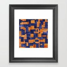 abstract 00 Framed Art Print