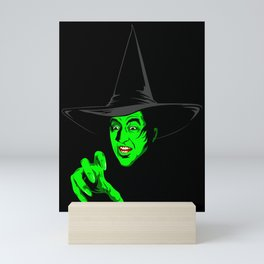 The Witch Mini Art Print