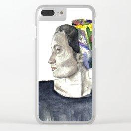 Nana Clear iPhone Case