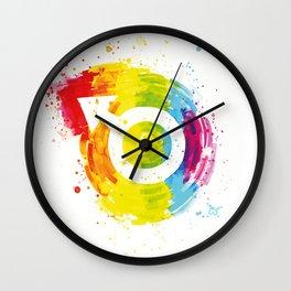 LGBT- Male Wall Clock