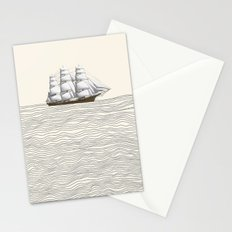 Ship Stationery Cards