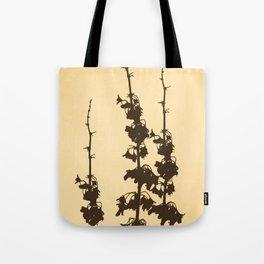 Florales · plant end 4 Tote Bag
