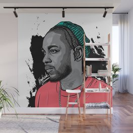 Kendrick Wall Mural
