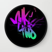 type Wall Clocks featuring TYPE by TMSYO