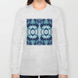 Celestial Nouveau Tie-Dye Long Sleeve T-shirt