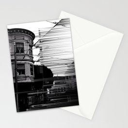 deconstructions 2B Stationery Cards