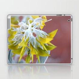 Alien flowers Laptop & iPad Skin