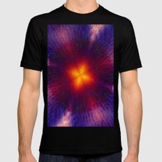 Explosion 3 Mens Fitted Tee Black X-LARGE
