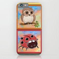 Baby animals iPhone 6s Slim Case