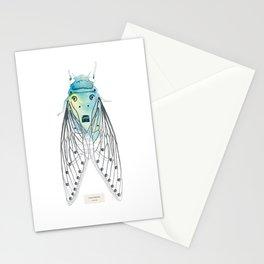 Cicadae Musicadae Stationery Cards