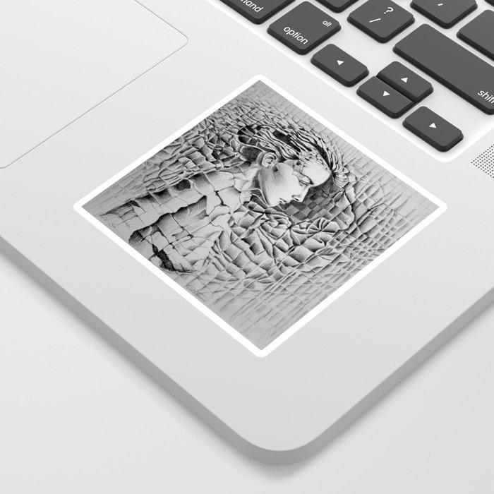 Materials Sticker