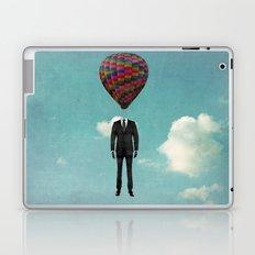 balloon man Laptop & iPad Skin