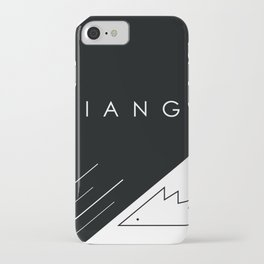 IANG logo iPhone Case