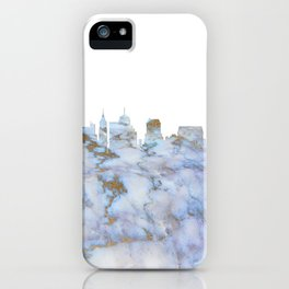 Memphis Skyline Tennessee iPhone Case