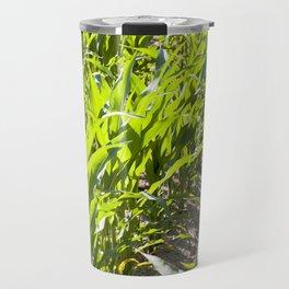beautiful corn foliage Travel Mug