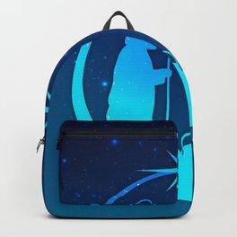 Nativity Scene Silhouette  Backpack