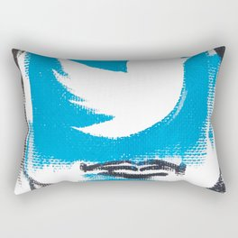 O'Prime twitter Rectangular Pillow