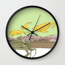 Balene Wall Clock