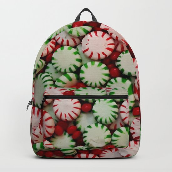 Peppermints and Cinnamon Backpack