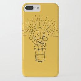 Here's an Idea iPhone Case
