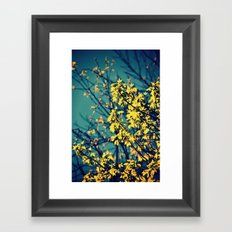 Neon Trees Framed Art Print