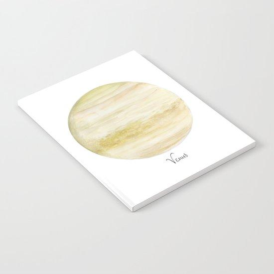 Venus Notebook