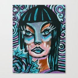 Wild Within Canvas Print