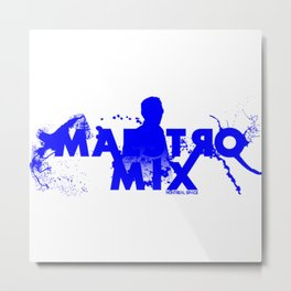 MAESTRO MIX  Metal Print