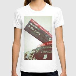 9 de Julio T-shirt
